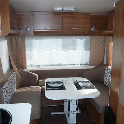 Caravan innstandaard caravan huren caravan inn costa brava - Caravan ingericht ...