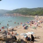 Cala Montgo platja