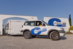 caravan innhivernage caravanes costa brava tous les services. Black Bedroom Furniture Sets. Home Design Ideas