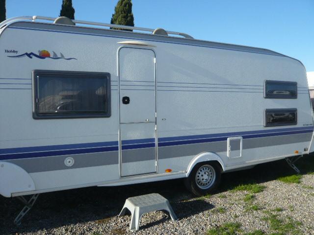 Caravan innhobby de luxe easy caravan inn for Luifel caravan aanbieding