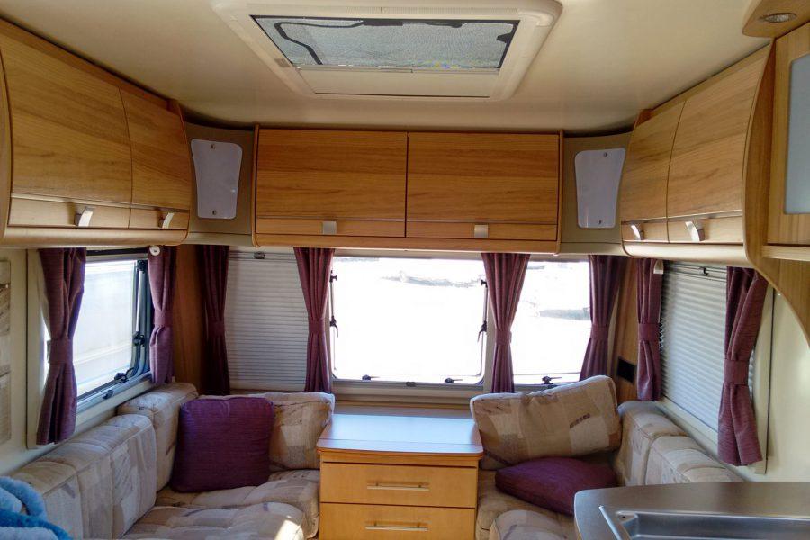 Caravan innbaileypegasus verona caravan inn for Luifel caravan aanbieding